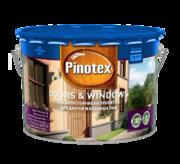 Pinotex Doors Windows покрытие для древесины 10л